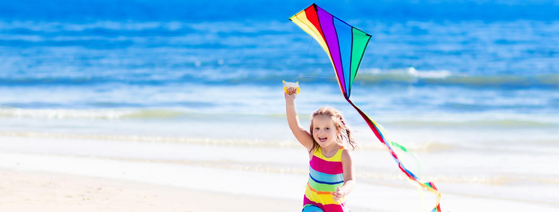 Kids beach Salou