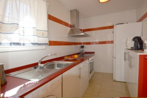 Kitchen Miami Playa House Rent