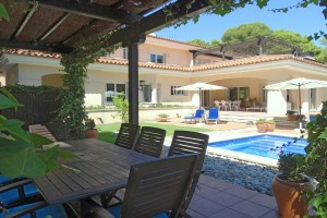 Beautiful Villa in Salou a-456