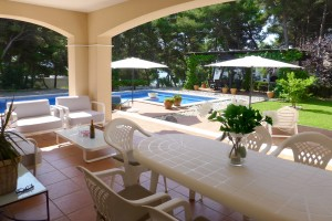 Terrace villa in Salou a-456