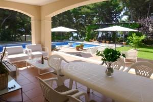 Terrace villa in Salou a-456