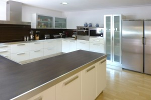 Comfortable kitchen villa Salou
