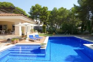 Salou Villa Pool