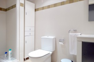 Toilet Villa in Salou