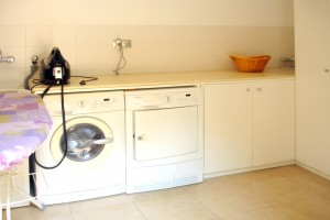 Washing machine Villa in Salou