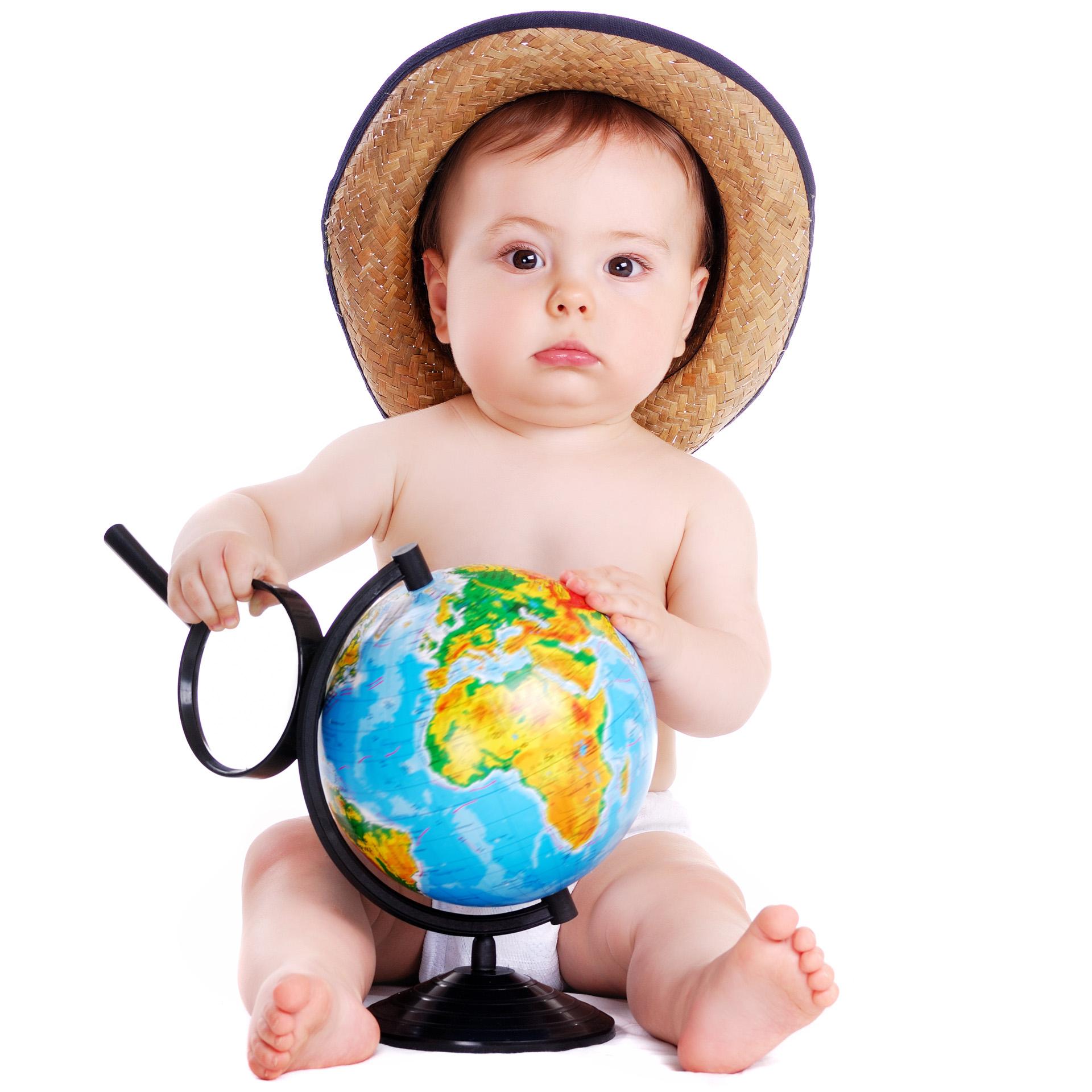 Viajar con bebé